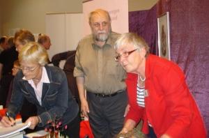 Kjell, Maj-Lis och Gunilla